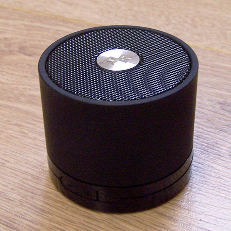 enceintes mini speaker bluetooth nomade. Black Bedroom Furniture Sets. Home Design Ideas