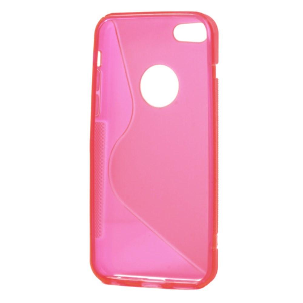 Housse coque s line fushia apple iphone 5c kabiloo for Housse iphone 5c