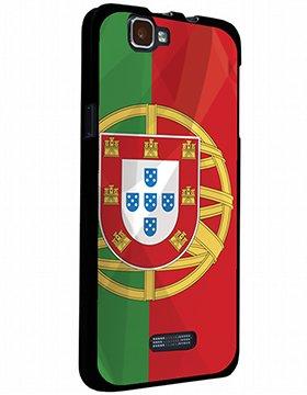 coque noire pour wiko rainbow drapeau portugal. Black Bedroom Furniture Sets. Home Design Ideas