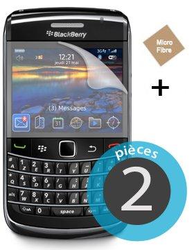 2 films protecteur cran pour blackberry curve 9369 9370 for Photo ecran blackberry