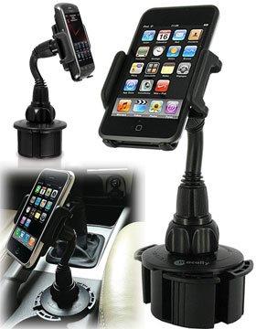 support t l phone mcup macally sur porte gobelet. Black Bedroom Furniture Sets. Home Design Ideas