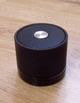 enceintes mini speaker bluetooth nomade kabiloo. Black Bedroom Furniture Sets. Home Design Ideas