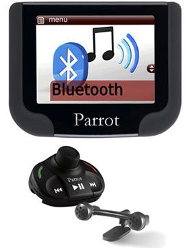 articles  mki kit mains libres parrot compatible ipod iphone