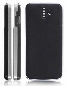 mobile power batterie externe grande capacit 3200 mah. Black Bedroom Furniture Sets. Home Design Ideas