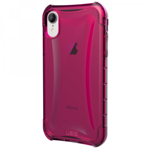 coque iphone xr antichoc rose