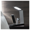 4SM-LOOMIDOCK - Chargeur bureau iPhone + lampe + socle Apple Watch
