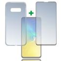 4SM-TPUGLASSS10E - Pack 2en1 Coque + Vitre protection écran pour Galaxy S10e de 4Smarts