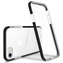 4SMARTS-AIRYIP678NO - Coque antichoc iPhone 6/7/8 Airy-Shield noire et transparente de 4Smarts