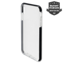4SMARTS-AIRYIPXSMAXNOIR - Coque antichoc iPhone Xs MAX Airy-Shield noire et transparente de 4Smarts