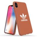 ADIDAS-MOULDIPXSMAXORAN - Coque iPhone XS-Max Adidas Originals Moulded orange