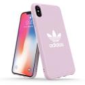 ADIDAS-MOULDIPXSMAXROSE - Coque iPhone XS-Max Adidas Originals Moulded rose