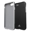 ADIDAS-SOLOIP8NOGRIS - Coque iPhone 7/8 Adidas Originals Solo antichoc noire et grise