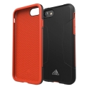 ADIDAS-SOLOIP8ROUGE - Coque iPhone 7/8 Adidas Originals Solo antichoc noir et rouge