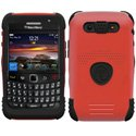AG-BB-9780-RD - Coque Trident AEGIS rouge Blackberry Bold 9700 9780