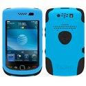 AG-BB-9800-BL - Coque Trident AEGIS Series bleue Blackberry Torch 9800