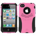 AG-IPH4-PK - Coque Trident AEGIS Series rose pour iPhone 4