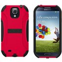 AG-S4-RD - Coque Trident AEGIS Series rouge pour Samsung Galaxy S4 i9500