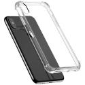 AIRBAG-IPXSMAXTRANS - Coque Airbag iPhone XS MAX coque transparente souple avec coins renforcés