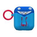 AIRPOD-CM039608 - Etui pour Airpod CreaturePods Tricky bleu de Case-Mate