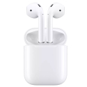 APPLE-AIRPOD2 - Ecouteurs bluetooth sans fils original Apple Airpods-2