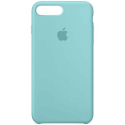 APPLE-MMQY2FE - Coque officielle Apple iPhone 7/8+ silicone turquoise