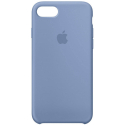 APPLE-MMWB2FE - Coque officielle Apple iPhone 7/8+ silicone bleu azur