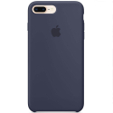 APPLE-MQGY2FE - Coque officielle Apple iPhone 7/8+ silicone bleu nuit