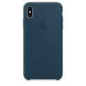 APPLE-XSMAX-MUJQ2ZM - Coque officielle Apple iPhone Xs Max silicone Pacific Green