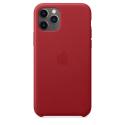 APPLEIP11PRO-MWYF2ZM - Coque officielle Apple iPhone 11 Pro en cuir coloris rouge