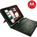 ASMMZ615PORTKRD-FR3A - Etui Portfolio clavier azerty ASMMZ615PORTKRD Motorola pour tablette XOOM 2