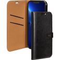 BBEN-FOLIOIP13PRO - Etui iPhone 13 Pro avec rabat noir et patte magnétique