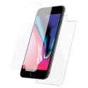 BBEN-GLASSAVARIP8 - Protection iPhone 8 avant + arrière en verre trempé