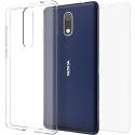 BBEN-NOKIA51 - Pack protection transparente Avant + Arrière Nokia 5.1