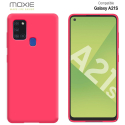 BEFLUOA21SFUSHIA - Coque souple Be Fluo coloris fushia pour Samsung Galaxy A21s