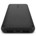 BELKIN-BPB011BTBK - PowerBank Belkin USB-C 10000 mAh 15W AVEC 3 SORTIES 1 USB-C / 2 USB-A