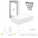 BOITE-RECOAXESS - Boite pour reconditionnement avec accessoires iPhone