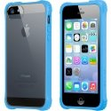 BUMPGCASESHOCKIP5BLEU - Protection iPhone 5s bumper G-Case Shock pour iPhone 5s Bleu