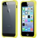 BUMPGCASESHOCKIP5JAUNE - Protection iPhone 5s bumper G-Case Shock pour iPhone 5s Jaune