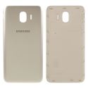 CACHE-J42018GOLD - Cache (dos) Samsung Galaxy J4-2018 coloris gold