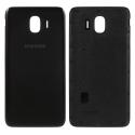 CACHE-J42018NOIR - Cache (dos) Samsung Galaxy J4-2018 coloris noir