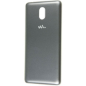 CACHE-LENNY5GRIS - Cache arrière Wiko Lenny-5 coloris gris origine Wiko