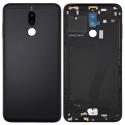 CACHE-MATE10LITENOIR - Dos cache arrière Huawei Mate-10 Lite noir