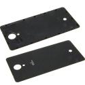 CACHE-UFEELNOIR - Cache arrière Wiko U-Feel coloris noir origine Wiko
