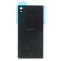 CACHE-XPZ5PREMIUMNOIR - Vitre du dos Xperia Z5 Premium coloris noir