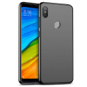 CAFELE-GELMIA2NOIR - Coque souple pur Xiaomi Mi A2 en gel flexible enveloppant noir