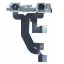 CAMERAAV-IPHONEXS - Module double appareil Photo Caméra avant iPhone Xs / Xs Max