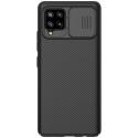 CAMSHIELD-A42NOIR - Coque CamShield Galaxy-A42 avec protection appareil photo coulissante