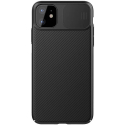 CAMSHIELD-IP11PRONOIR - Coque CamShield iPhone 11 Pro avec protection appareil photo coulissante
