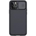CAMSHIELD-IP12PMAXNOIR - Coque CamShield iPhone 12 pro-Max avec protection appareil photo coulissante