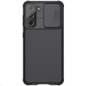 CAMSHIELD-S21PLUSNOIR - Coque CamShield Galaxy-S21+ avec protection appareil photo coulissante